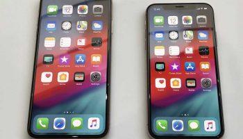 Сравнение Apple iPhone X и Apple iPhone XS