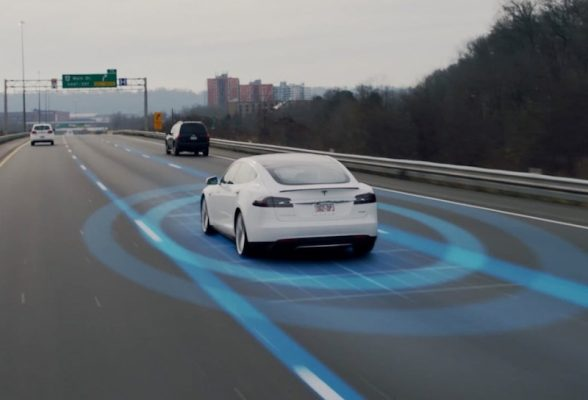 Quanta, по сообщениям, поставляет Apple «решения для автономного вождения»