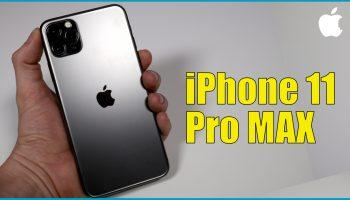 Обзор iPhone 11 Pro Max [видео]