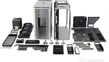 iFixit про 2019 Mac Pro: «Мастер-класс по ремонту»