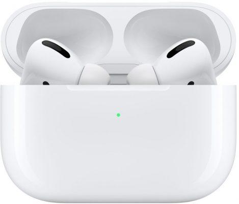Apple обновляет прошивку AirPods Pro до версии 2D15