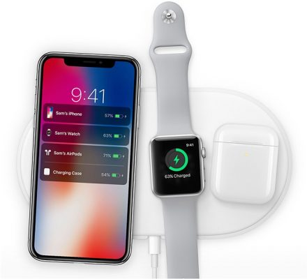 Apple работает над «меньшим ковриком для беспроводной зарядки»
