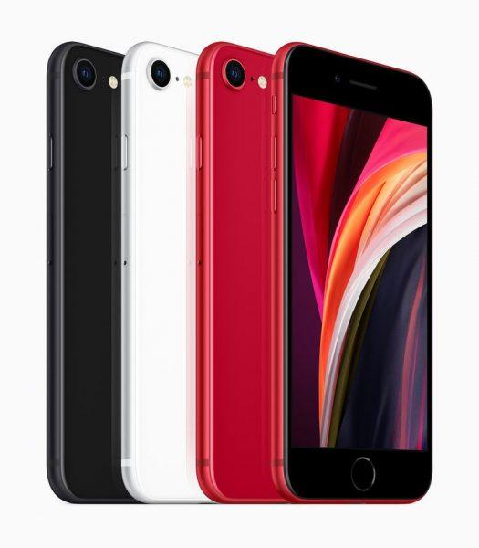 Apple объявляет о выпуске нового iPhone SE с 4,7-дюймовым дисплеем, чипом A13 и Touch ID