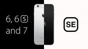 iPhone 6, 6s и 7 против iPhone SE: стоит ли обновляться?