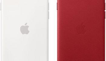 Apple выпускает новые чехлы для iPhone SE, но чехлы от iPhone 8 тоже подходят