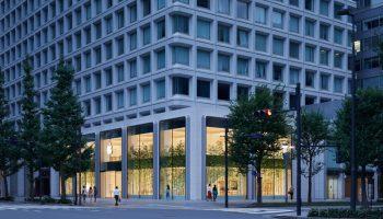 Apple начнет открытие магазинов в Японии на этой неделе