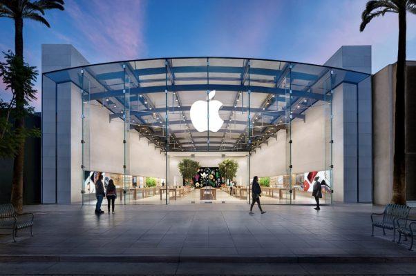 Apple раскрывает меры безопасности при открытии розничных магазинов Apple