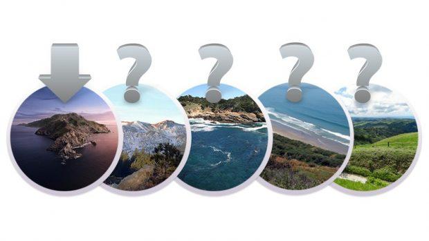 Как будет называться macOS 10.16: Мамонт, Монтерей, Скайлайн или что-то новое?
