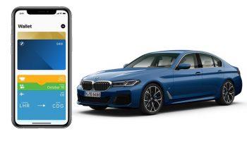 Приложение BMW Connected обновилось и теперь с поддержкой автомобильных ключей
