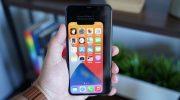 Насколько маленьким будет 5,4-дюймовый экран iPhone 12? Попробуй сам