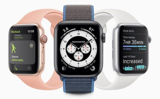 watchOS 7 на Apple Watch series 3 [видео]