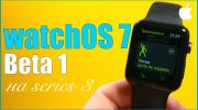 watchOS 7 на Apple Watch series 3 [видео]
