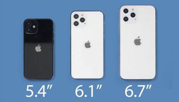 Apple может запустить линейку iPhone 12 с задержкой в этом году в два этапа, дебютировав сначала с 6,1-дюймовыми моделями