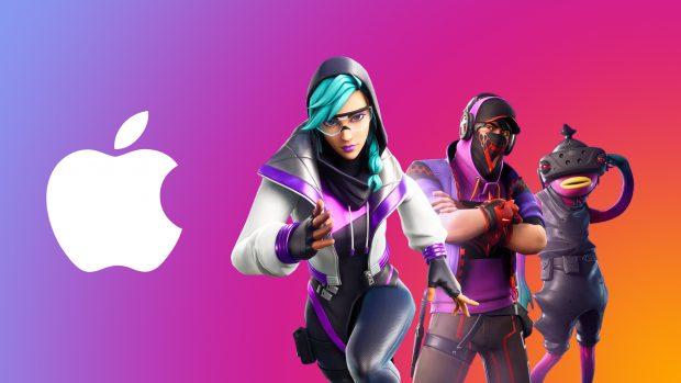 Apple отключит функцию «Войти через Apple» для Epic Games 11 сентября