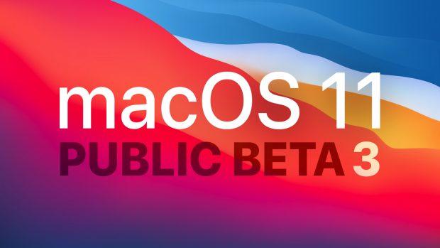 Apple выпустила новую публичную бета-версию macOS Big Sur