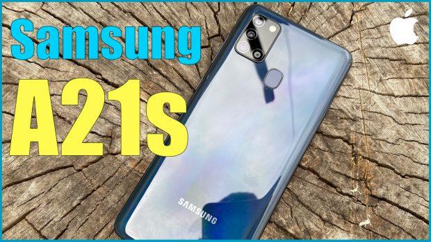 Обзор Samsung A21s. Бюджетный смартфон [видео]