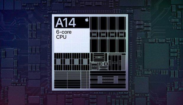 Первые тесты процессора A14 на iPad Air 4 появились в сети