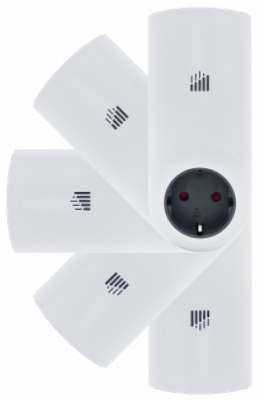 Умная GSM Розетка Телеметрика T80