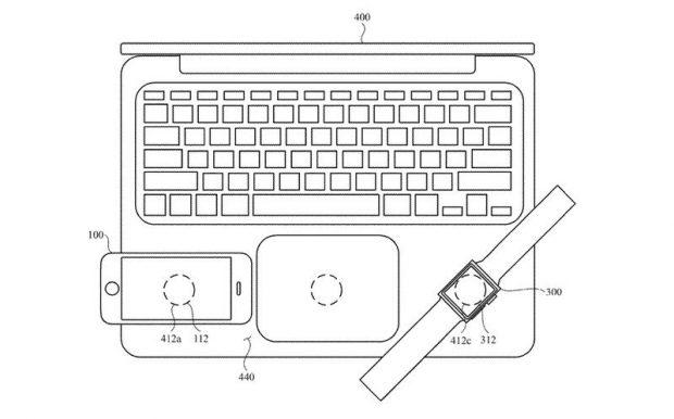 Apple исследует экосистему беспроводной зарядки для MacBook, iPad, iPhone и Apple Watch