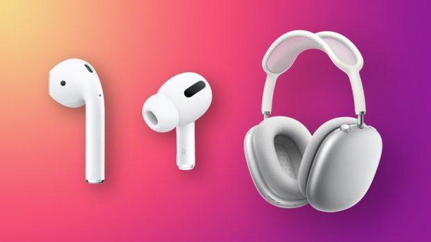 AirPods, Airpods Max и Airpods Pro не поддерживают новую несжатую музыку в Apple Music